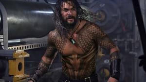 """""""Aquaman"""": 1º trailer deve ser lançado em março"""