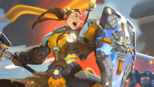 Nova heroína de Overwatch ganha data para chegar
