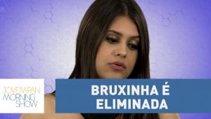 """""""Bruxinha"""" é eliminada com quase 90% dos votos em um paredão triplo!"""