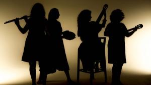 Grupo instrumental formado só por mulheres faz shows gratuitos em março