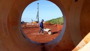 Indústria de materiais de construção tem queda de 4,7% nas vendas de junho
