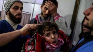 Ataque do governo sírio mata dezenas de civis e crianças