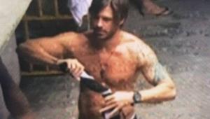 Dado Dolabella é flagrado dentro de cadeia em São Paulo