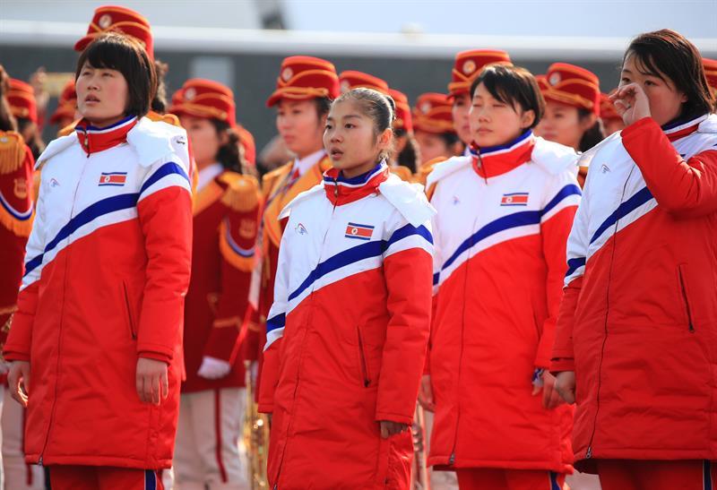 """Coreia do Norte diz não """"mendigar diálogo"""" com EUA durante Jogos"""