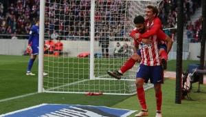Com gol de Diego Costa, Atlético de Madrid supera Athletic Bilbao em casa