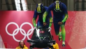 Dupla do Brasil fica em 27º no bobsled; Noruega leva 2 ouros e lidera Olimpíada