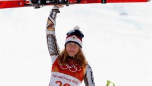 """Tcheca fatura ouro com esqui emprestado e desacredita: """"achei que tivessem errado"""""""
