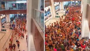 A juventude de classe média do RJ considera depredação uma tradição