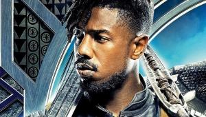 Michael B. Jordan diz ter invadido cinema para ver reação do público com Pantera Negra