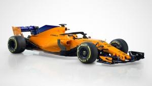 McLaren apresenta carro laranja e se inspira no passado para redenção na F1