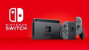 Nintendo anuncia loja digital de jogos para Switch no Brasil