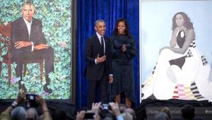 Barack e Michelle Obama vão produzir podcasts para o Spotify