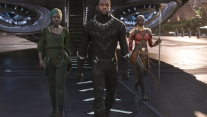 """""""Pantera Negra"""" tem a primeira semana mais lucrativa da história da Marvel"""
