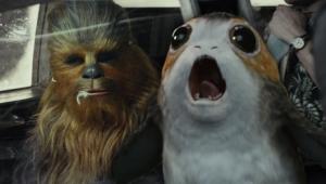 """Sem maus-tratos! PETA premia """"Star Wars"""" e """"Jumanji"""" por serem """"amigos dos animais"""""""