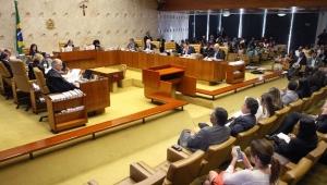 Enquanto os brasileiros querem se livrar dos corruptos, o STF tenta livrá-los