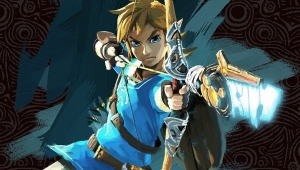 The Legend Of Zelda Breath of The Wild Jogo do Ano