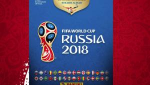 Álbum oficial da Copa do Mundo 2018 é lançado nesta sexta-feira (16)