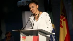 Não é questão de ser o Lula, é questão de ser a lei, diz Marina Silva
