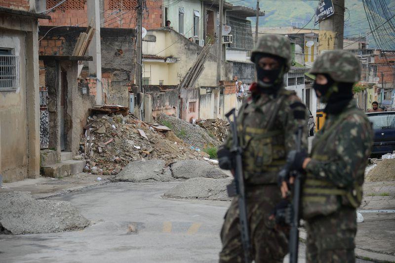 PSOL aciona STF contra intervenção na Segurança do Rio