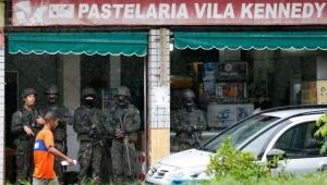 "Exército vai deixar Vila Kennedy ""paulatinamente"", diz Comando Militar do Leste"