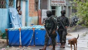 Comissão que acompanha intervenção defende liberação de R$ 3 bi para segurança