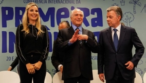 Temer diz que governo faz trabalho social eficiente com venezuelanos