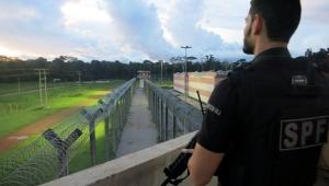 Inauguração de penitenciária de segurança máxima em Brasília é adiada