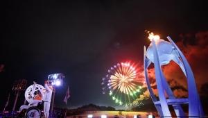 Jogos Paralímpicos de Inverno são abertos com alegria e frio em PyeongChang