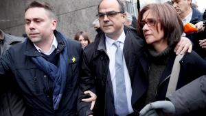 Juiz dita prisão sem fiança para candidato a presidente catalão e outros 4