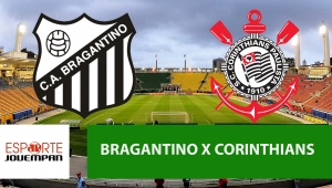 Bragantino x Corinthians: acompanhe o jogo ao vivo na Jovem Pan