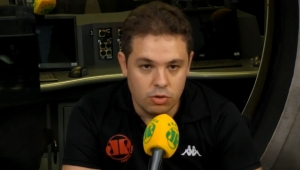 'Vitória do River foi justa!', analisa Bruno Prado