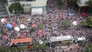 Servidores voltam a pressionar vereadores contra reforma da Previdência de Doria