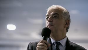 """Em meio a farpas com Doria, Márcio França diz ser """"candidato do coração de Alckmin"""""""