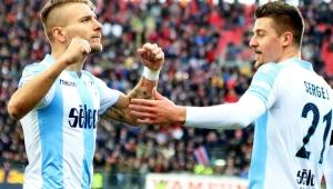 Vale Puskás? Immobile faz gol de calcanhar por cobertura e encanta Itália
