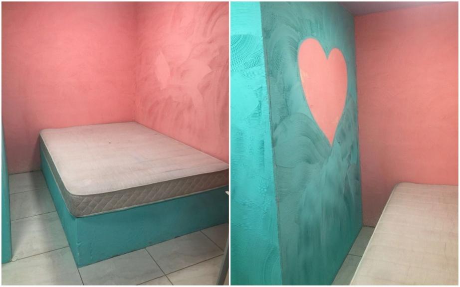 MP encontra suítes com cama de casal em cadeia no Rio