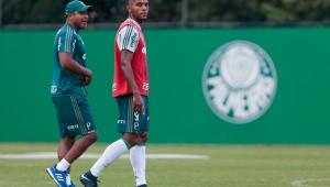 Miguel Borja, Palmeiras, Roger Machado