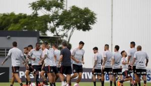 Corinthians, treino