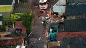 Chuva causa morte de idosa no bairro do Limão