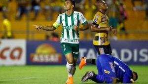 Palmeiras bate Novorizontino e encaminha classificação para semifinal do Paulistão