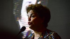 """Dilma diz que morte de Marielle Franco faz parte de um dos atos do """"golpe"""" de 2016"""