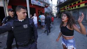 Intenso tiroteio deixa oito mortos na Rocinha