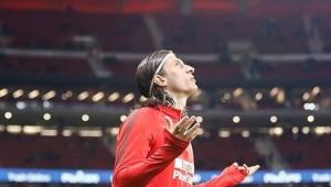 """Com Copa em risco, Filipe Luis evita lamentar lesão e diz: """"vou lutar até o fim"""""""