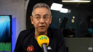 """""""Torcida de Bragança, não há razão para ver o Bragantino"""", dispara Flavio Prado"""