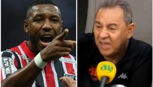 """Flavio Prado vê """"pequenez"""" de Jucilei em resposta a Salles: """"declaração ridícula"""""""