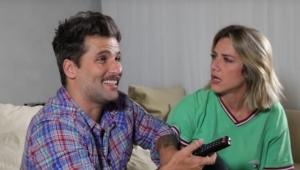 Gio Ewbank mostra vídeo de casamento com Gagliasso e faz revelações