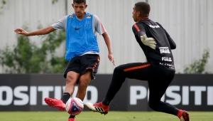 Com Matheus e sem Kazim, Corinthians divulga relacionados para jogo contra Bragantino