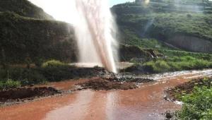 Justiça bloqueia R$ 10 mi da Anglo American após vazamento de mineroduto