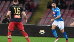 Napoli bate Genoa e fica a 2 pontos da líder Juventus; Lucas Leiva salva a Lazio