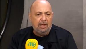 """""""A mudança do Felipe Melo é impressionante"""", exalta Nilson Cesar"""