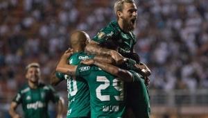Palmeiras, Santos